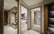 Stunning Apartments Choose Bushboard Bathroom Wall Panelling