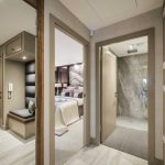 Stunning Apartments Choose Bushboard Bathroom Wall Panelling