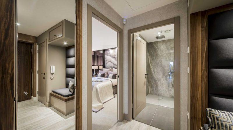 Nance bathroom wall panelling
