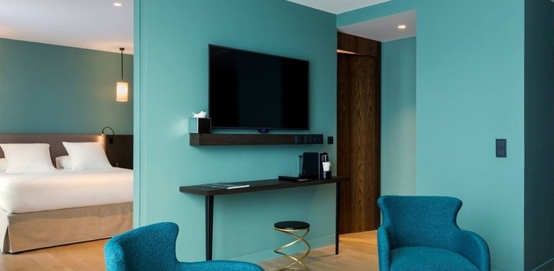 Vicaima takes high-performance solutions to a new luxury hotel in France