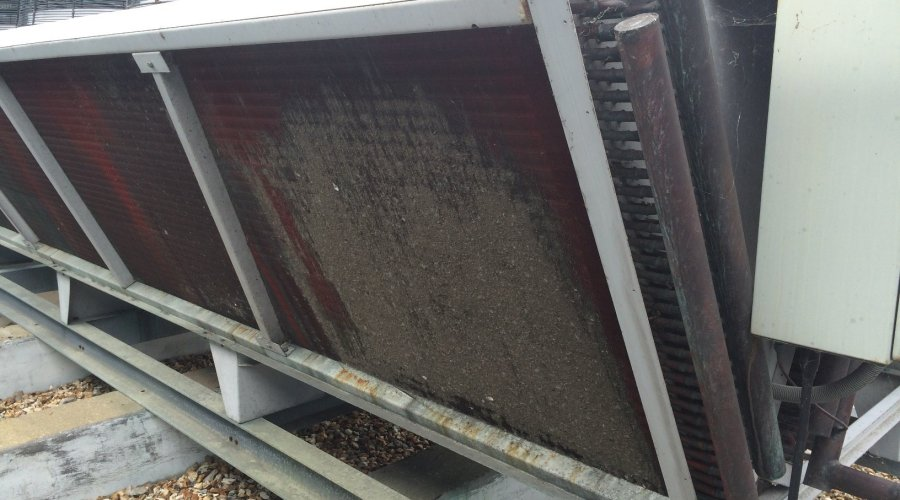 Keeping your HVAC airways clean