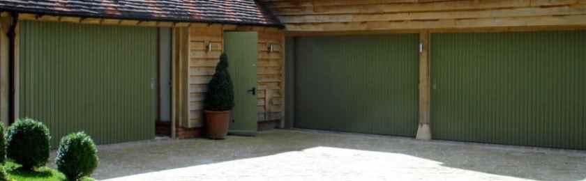 A New Garage Door - Refurbishment Made Easy 2