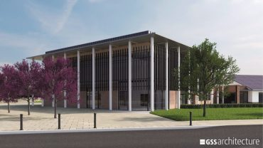 GSS Architecture - Lubbesthorpe Primary School