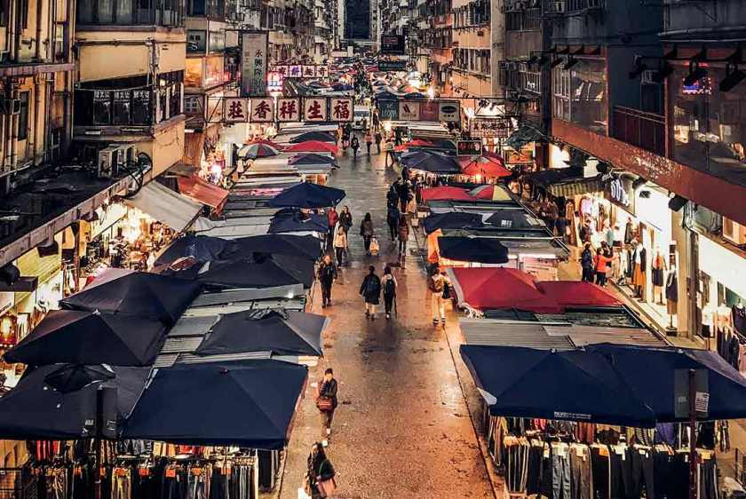 Innovative power solutions for traditional outdoor market days
