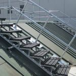 Roof Safety Solution for Roehampton Leisure Centre