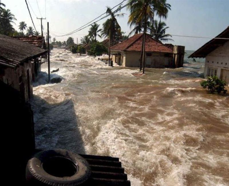 €390k international project, funded by the EC, focuses on rebuilding the built environment after tsunamis, earthquakes and other natural disasters