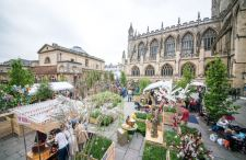 Bath's Forest of Imagination wins top award for temporary landscape