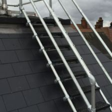 Avoid roof obstacles with Easi-Dec