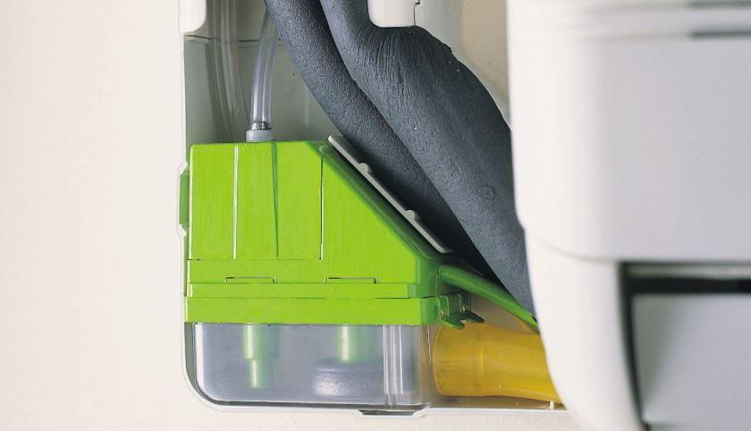 The Condensate Pump Evolution