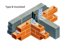 Adding an extension? – Be sure to have cavitray compliant cavity walls