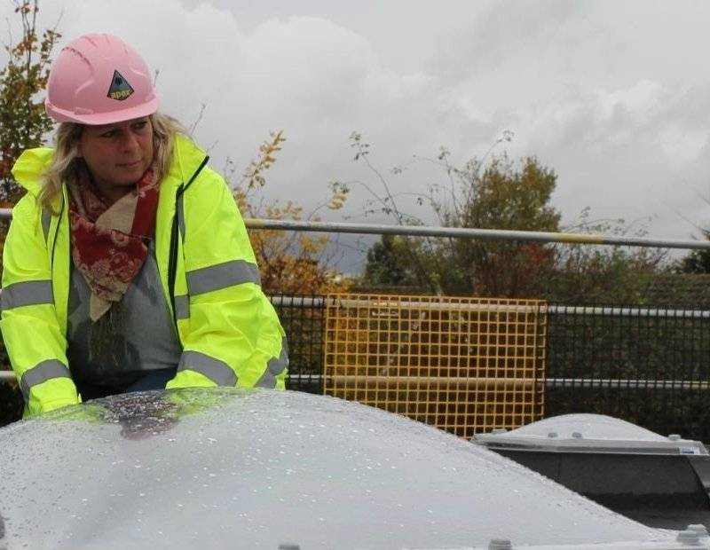 Recognition for East Anglian roofing boss