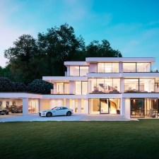 Vent-Axia's Energy Efficient Ventilation Just the Ticket for Luxury Eco Mansion