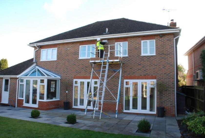 scaffold tower alternative