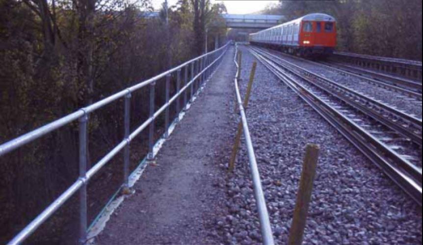 Kee Klamp barriers