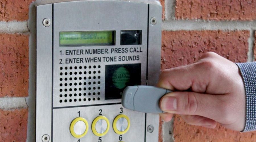 Access Control - PAC GDX