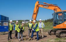 Construction begins on £12.5 million village outside Stonehaven