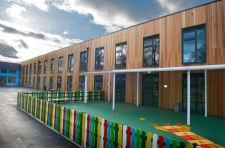 Why modular buildings and lighting controls are a class act