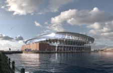 Everton reveal vision for new waterfront stadium