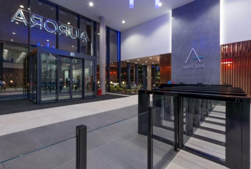 CP Electronics - Aurora