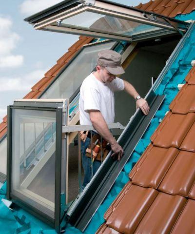 roof window installer