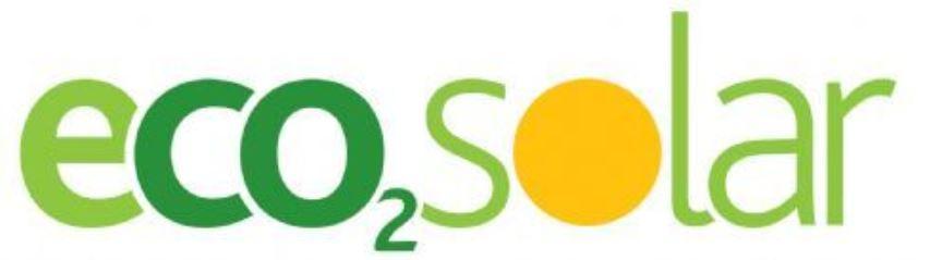 eco2solar logo