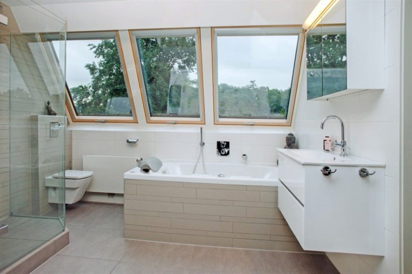 Bathrooms - Attic Conversions