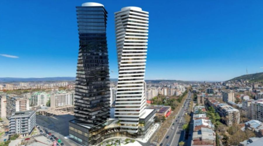 Reynaers - Axis Towers