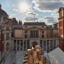 Multiply by Waugh Thistleton Architects wins Wood Award