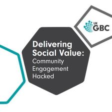 Social Value: UKGBC showcases innovations in community engagement