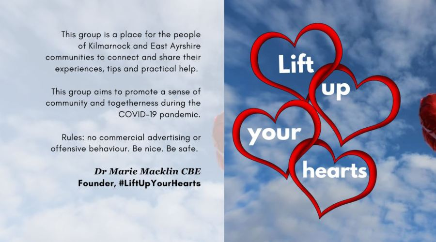 Lift Up Your Hearts - The HALO Urban Regeneration Company