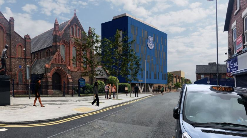 The Goodison Park Legacy Project