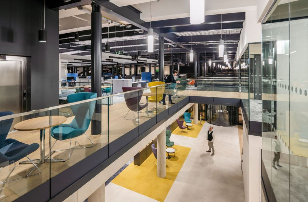 Perega and Perega Clear Structures deliver engineering services for CABI's new eco-friendly offices