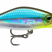 Rapala Shadow Rap Jack Deep 5cm Tropic Ice