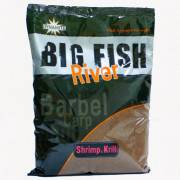 Dynamite Baits Big Fish River Groundbait Shrimp & Krill 1.8kg
