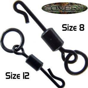 Gardner Flexi-Ring Kwik Lok Swivels Size 12