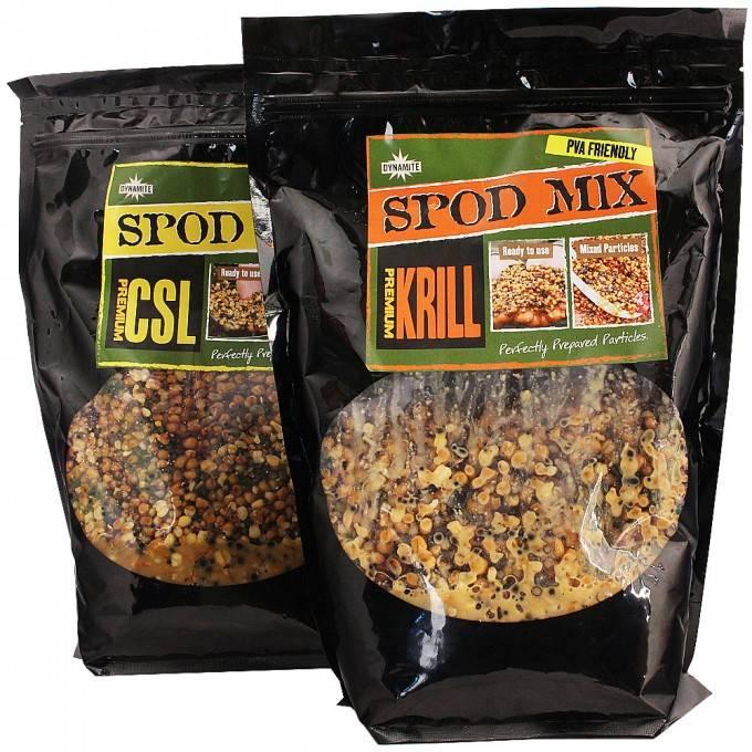 Dynamite Baits Spod Mix Krill 1.5kg