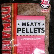 Dynamite Baits Meaty Pellets 2mm