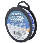 Hi-Seas 100% Flourocarbon Hooklink - 60lb