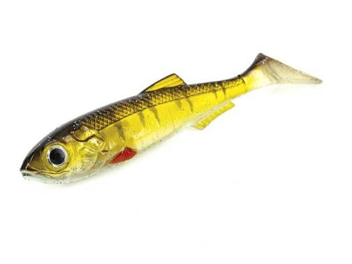 Molix RT Shad 3.5'' Perch Pack of 5