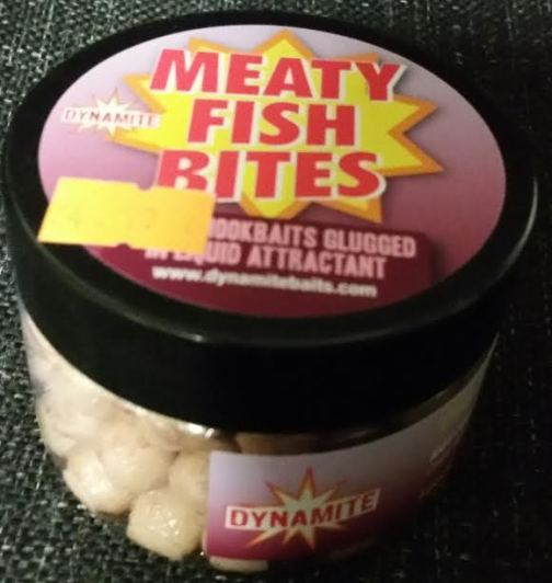 Dynamite Baits Meaty Fish Bites