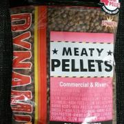 Dynamite Baits Meaty Pellets 4mm