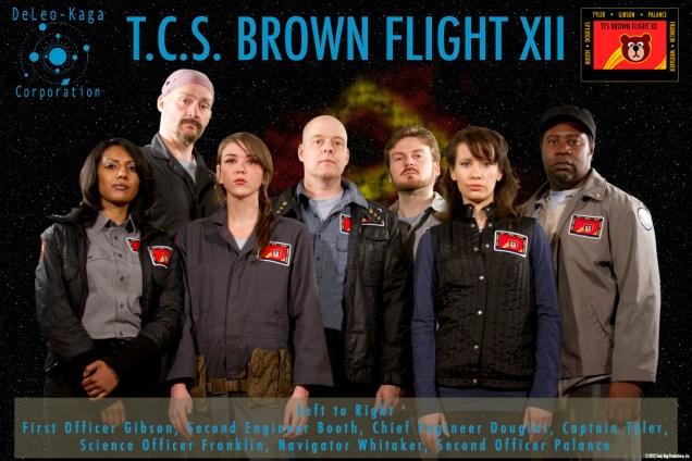 TCS Brown Mission Portrait