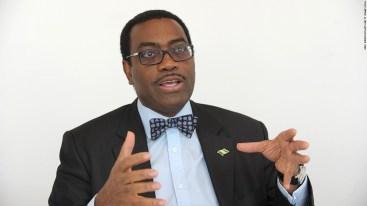 AfDB President: Akinwumi Adesina