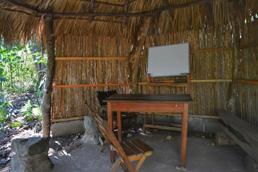 La Mariposa Classroom in Nicaragua