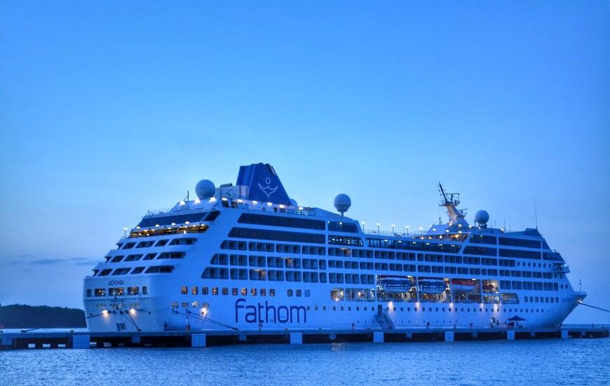 Conscious Cruising Ship, The Adonia