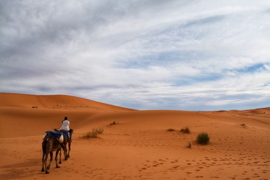 Best Things of Solo Travel, Morocco