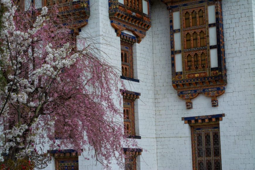 bhutan how to get there