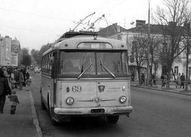 7 січня тролейбуси будуть рухатись за святковим графіком