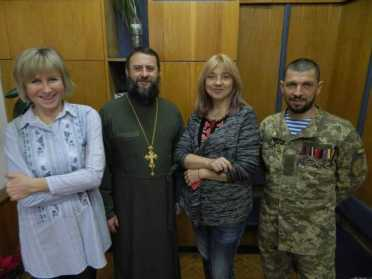 Олеся Миклуха про те, як вареники рятують українських бійців