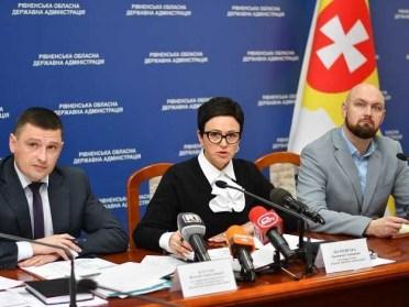 ДФРР затвердив фінансування 13 об'єктів Рівненщини на 2020 рік